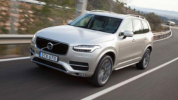 First Drive 2017 Volvo Xc90