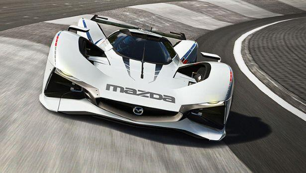 Meet Mazda's lovely LM55 Vision concept