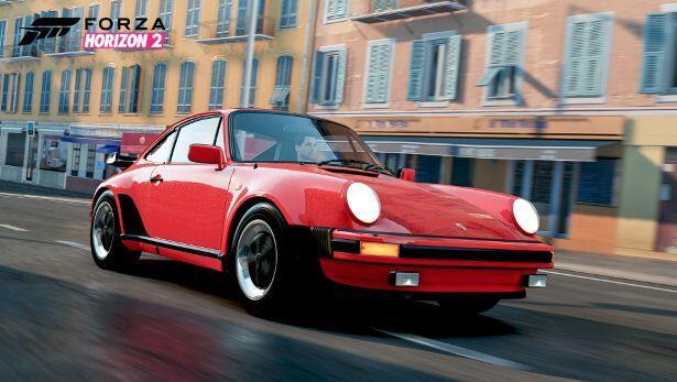 Porsche returns to Forza