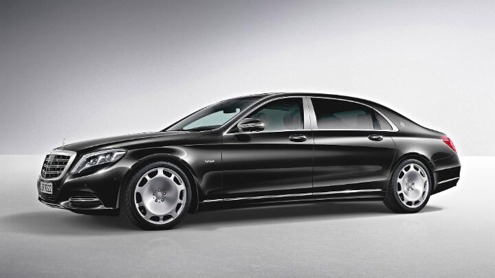 Mercedes-Maybach S600 launched