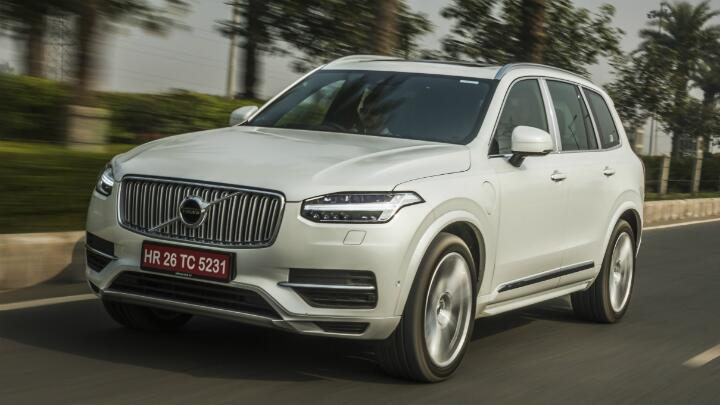 Review Volvo Xc90 T8 Excellence