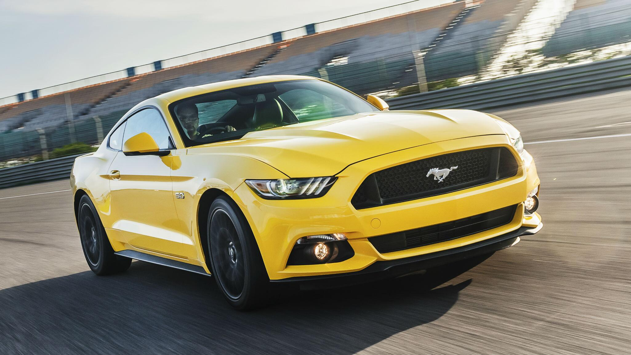 Review: Ford Mustang