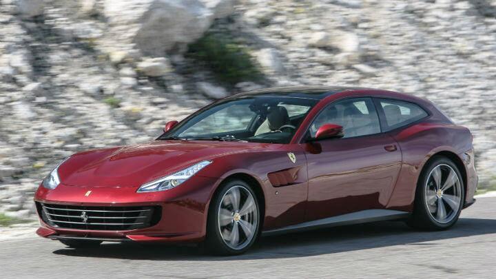 Review: Ferrari GTC4 Lusso