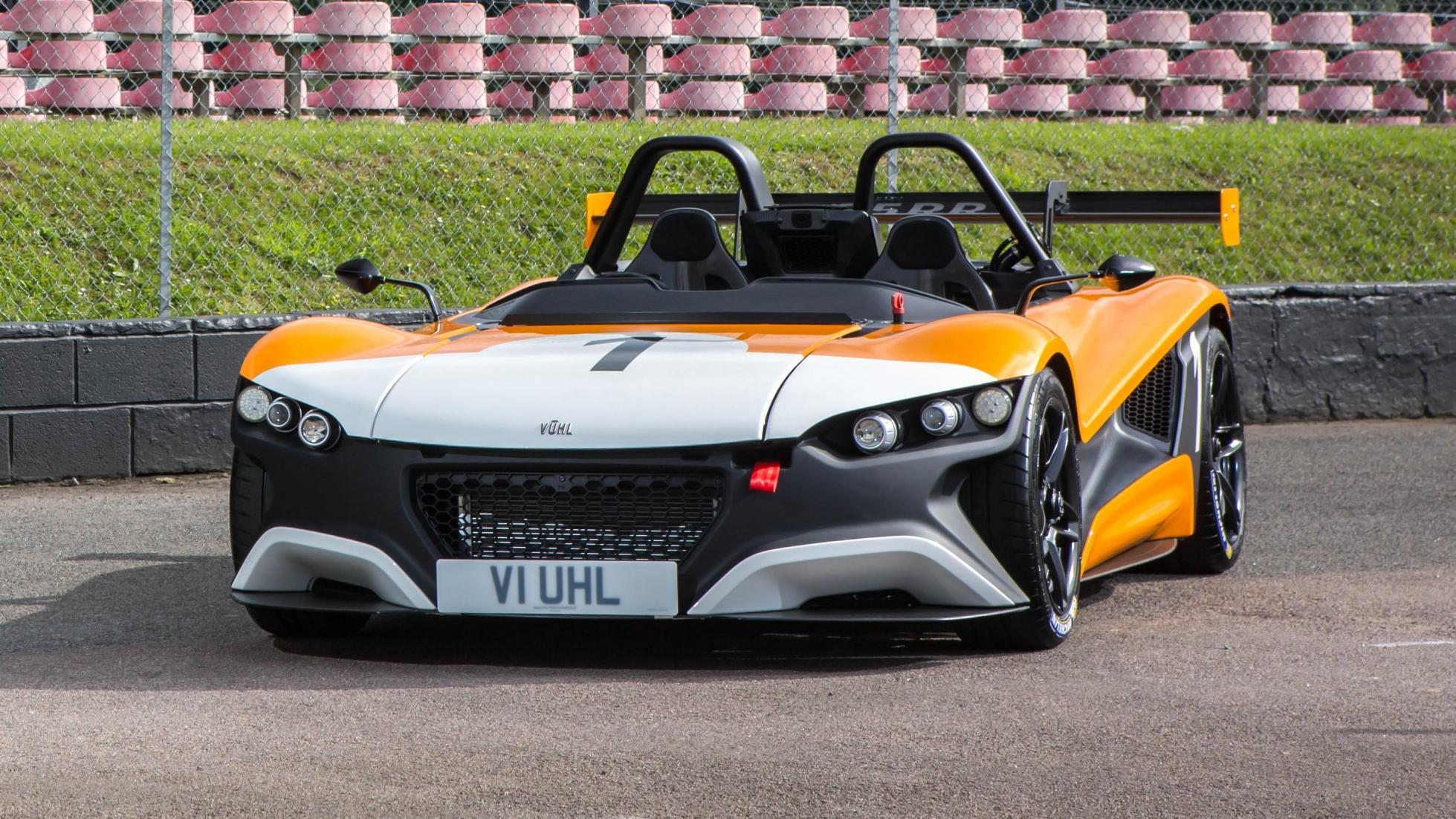 The New Vuhl 05rr Is Bugatti Veyron Fast Car News Bbc Topgear