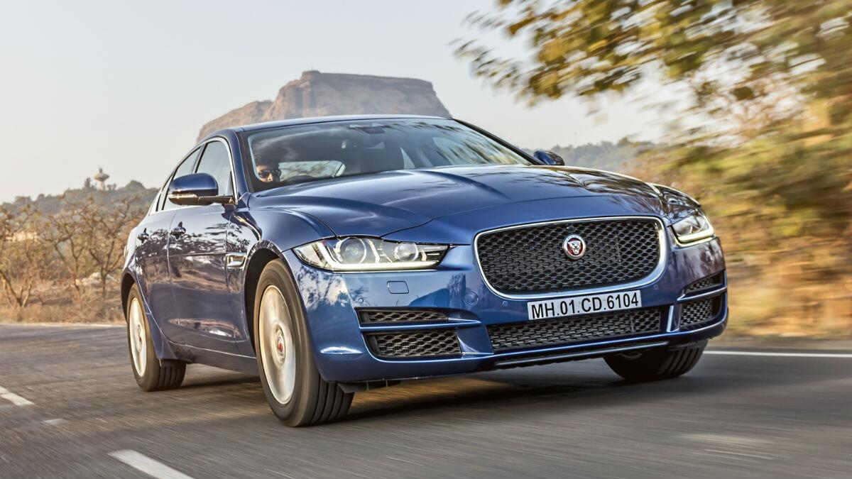 Review: Jaguar XE