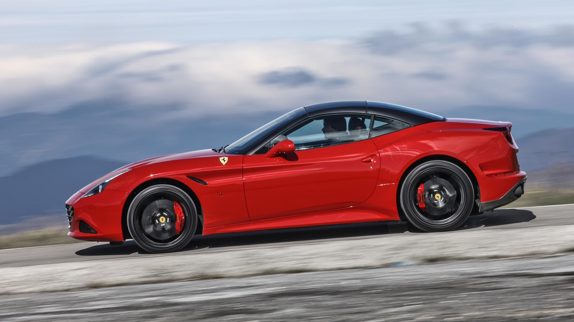 Ferrari California T >> First Drive Ferrari California T Handling Speciale First Drives