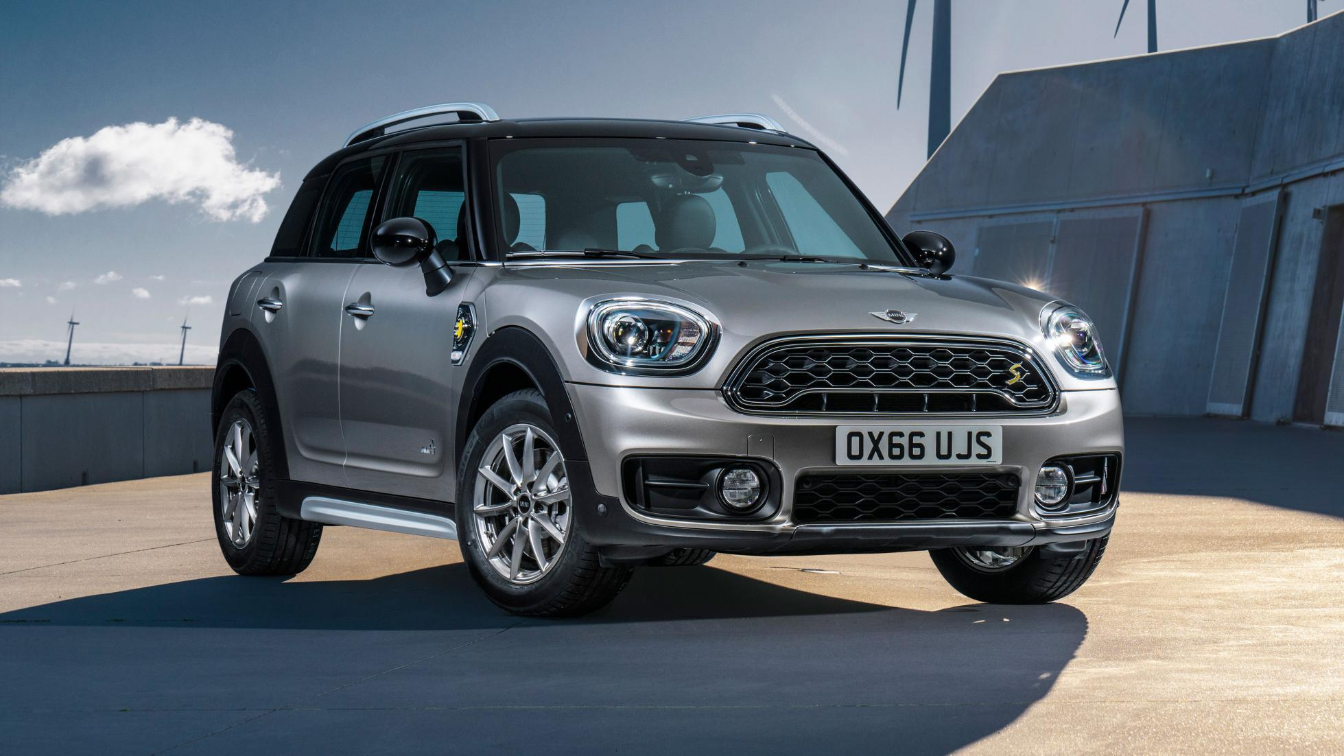 revealed the brand-new mini countryman - car news - bbc topgear