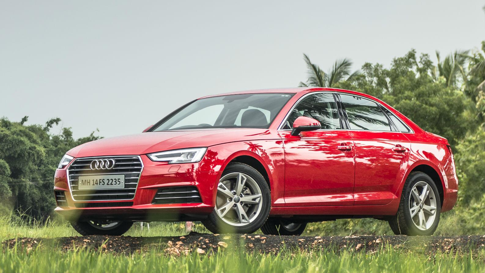 new audi a4 launched - car news - bbc topgear magazine india