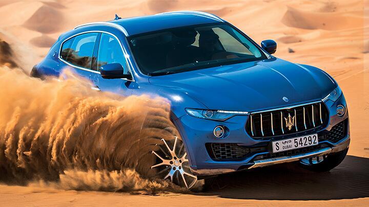 Review: Maserati Levante