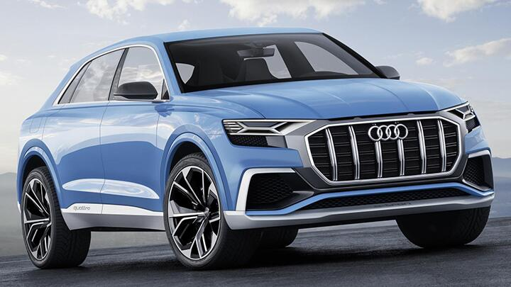 hold onto your trendy hats, more audi q suvs are coming - car news
