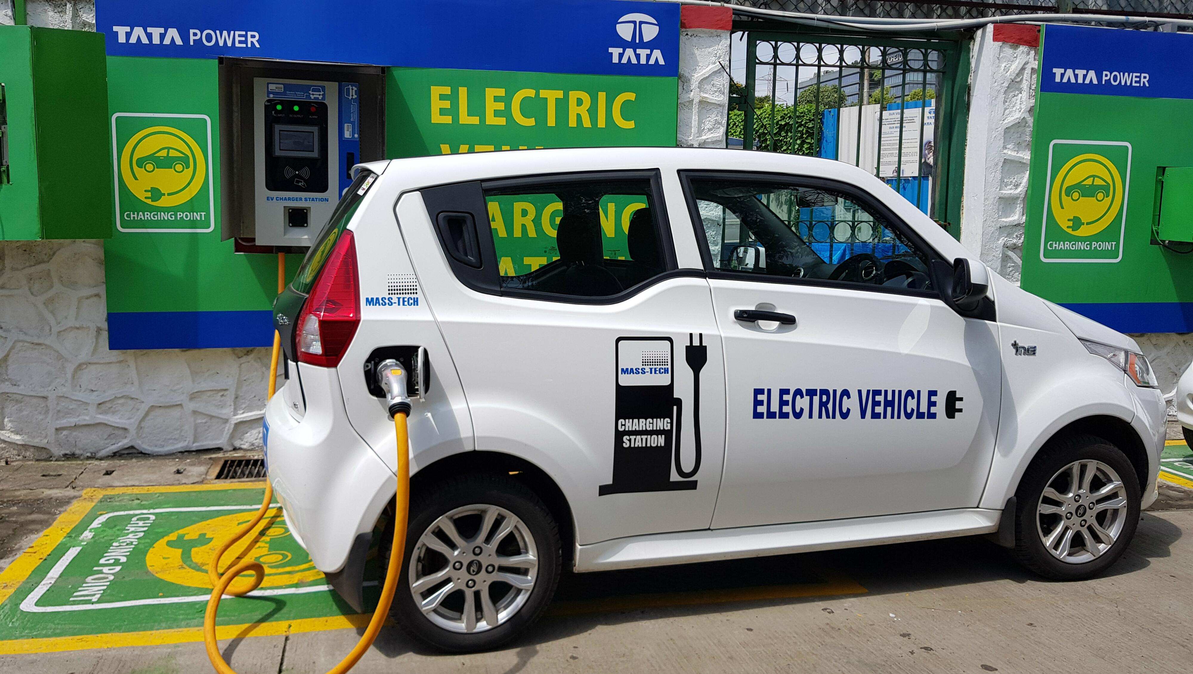Here's why Tata is setting up EV charging stations