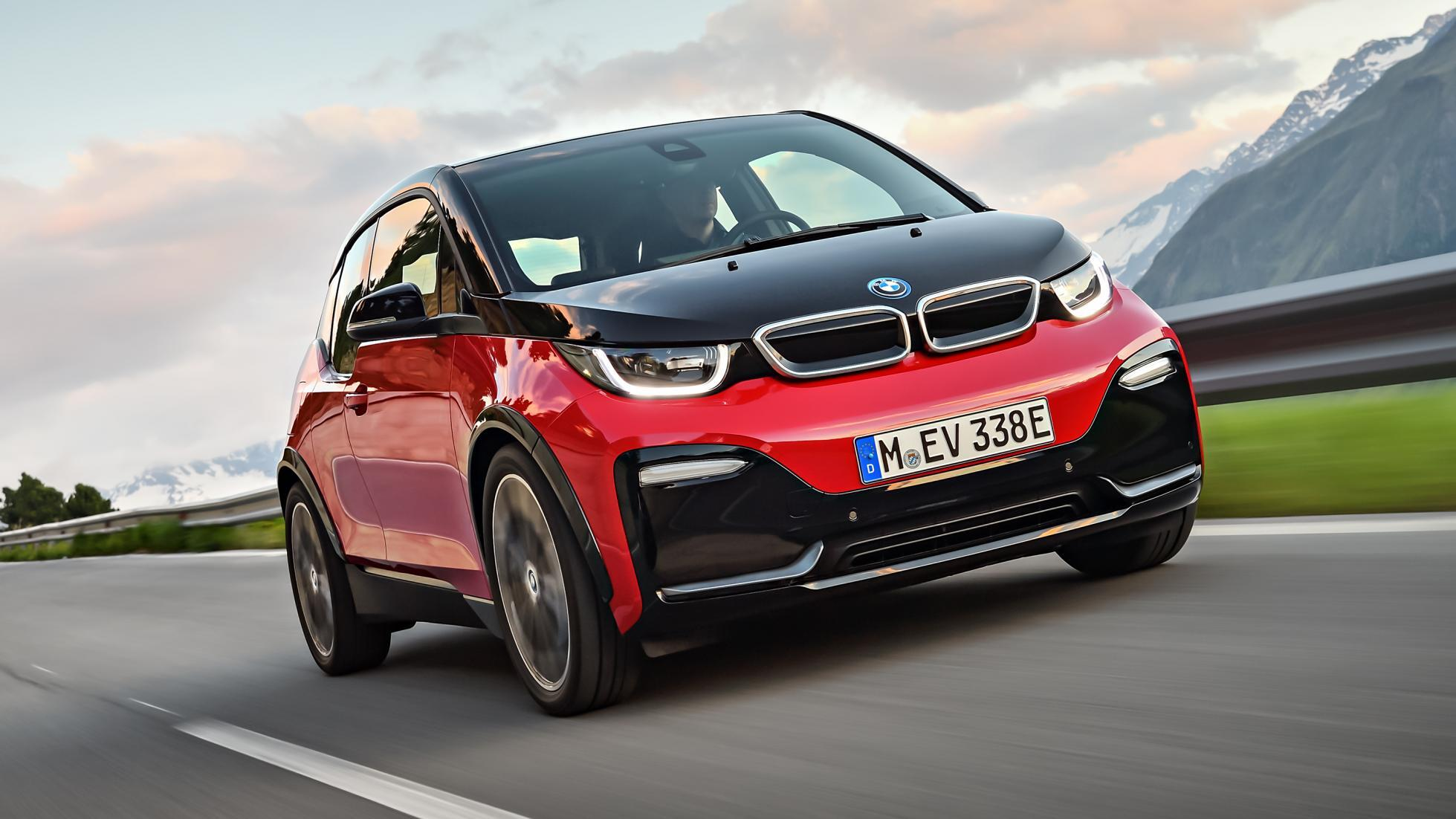 bmw has made a small electric hot hatch - car news - bbc topgear