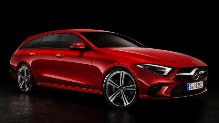 Should Mercedes make a new CLS Shooting Brake?