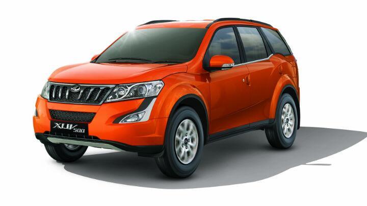 Launched: Mahindra XUV 500 (Petrol)