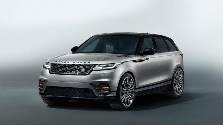 Revealed: Range Rover Velar price