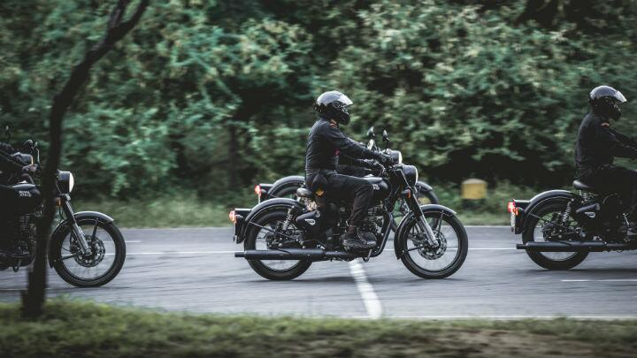 Royal Enfield's 15 Limited Edition Stealth Black Classic 500 to go on sale