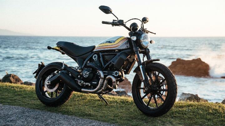 Launched: Ducati Scrambler Mach 2.0