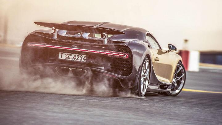 Bugatti does recalls properly