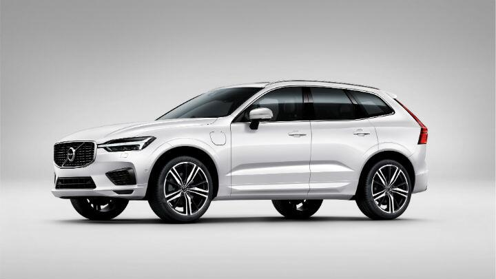 Launched: new Volvo XC60