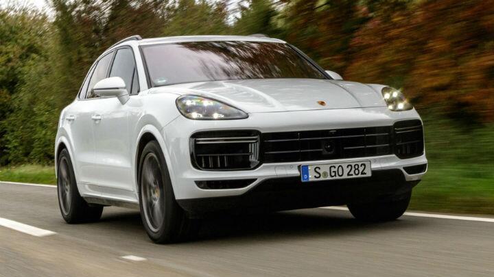 First drive: Porsche Cayenne Turbo