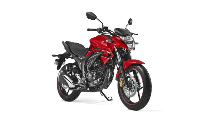 Suzuki Motorcycles India News