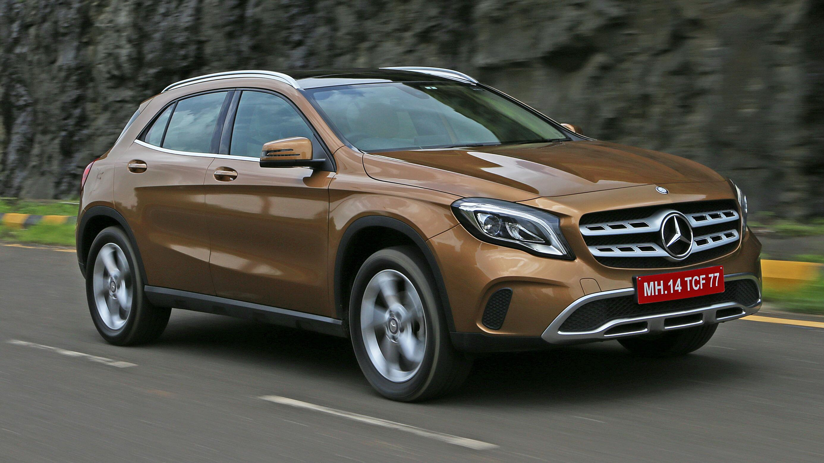 Review 2017 Mercedes Benz Gla