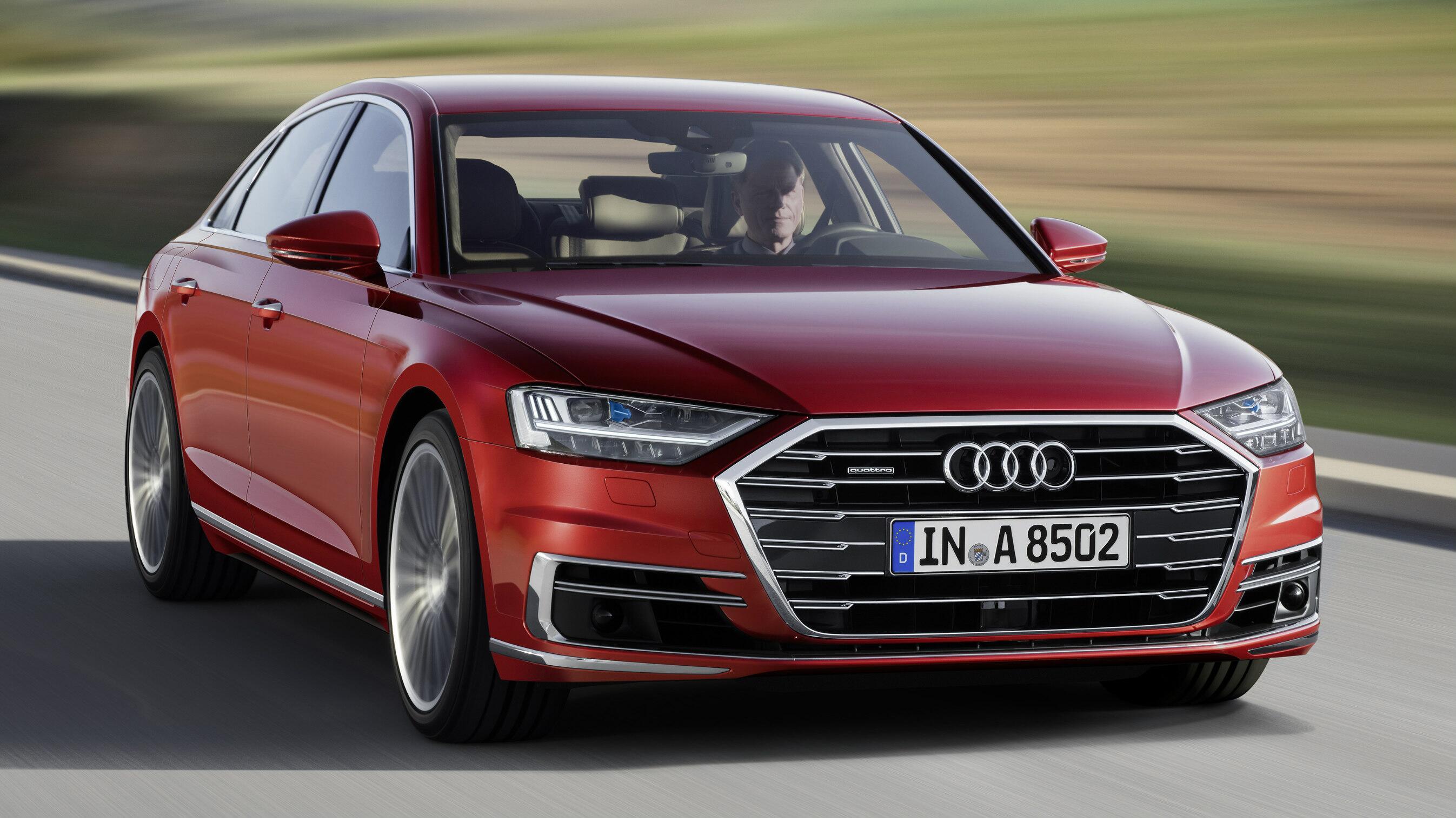 Unveiled New Audi A8 Car News Bbc Topgear Magazine India