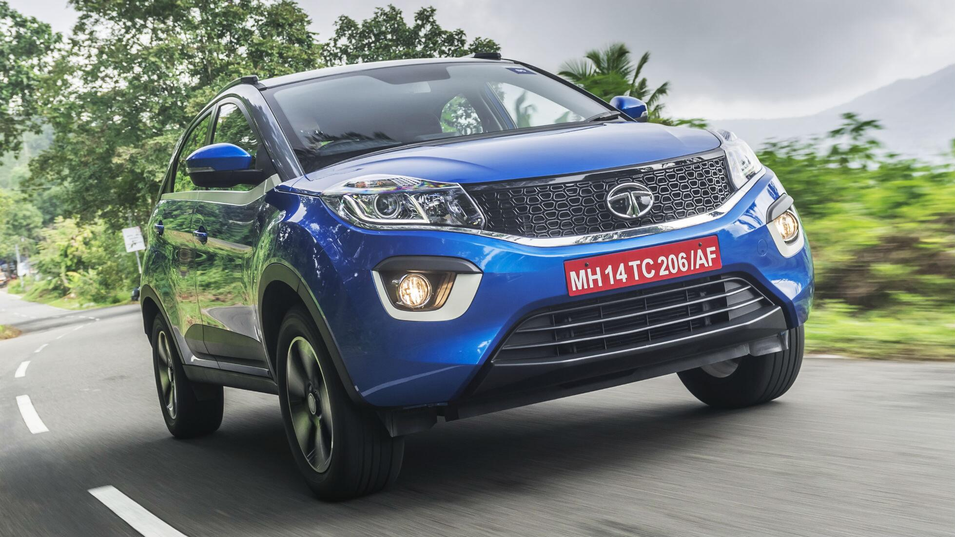 a0dfc904d8 Review Tata Nexon AMT - First Drives - BBC TopGear Magazine India ...