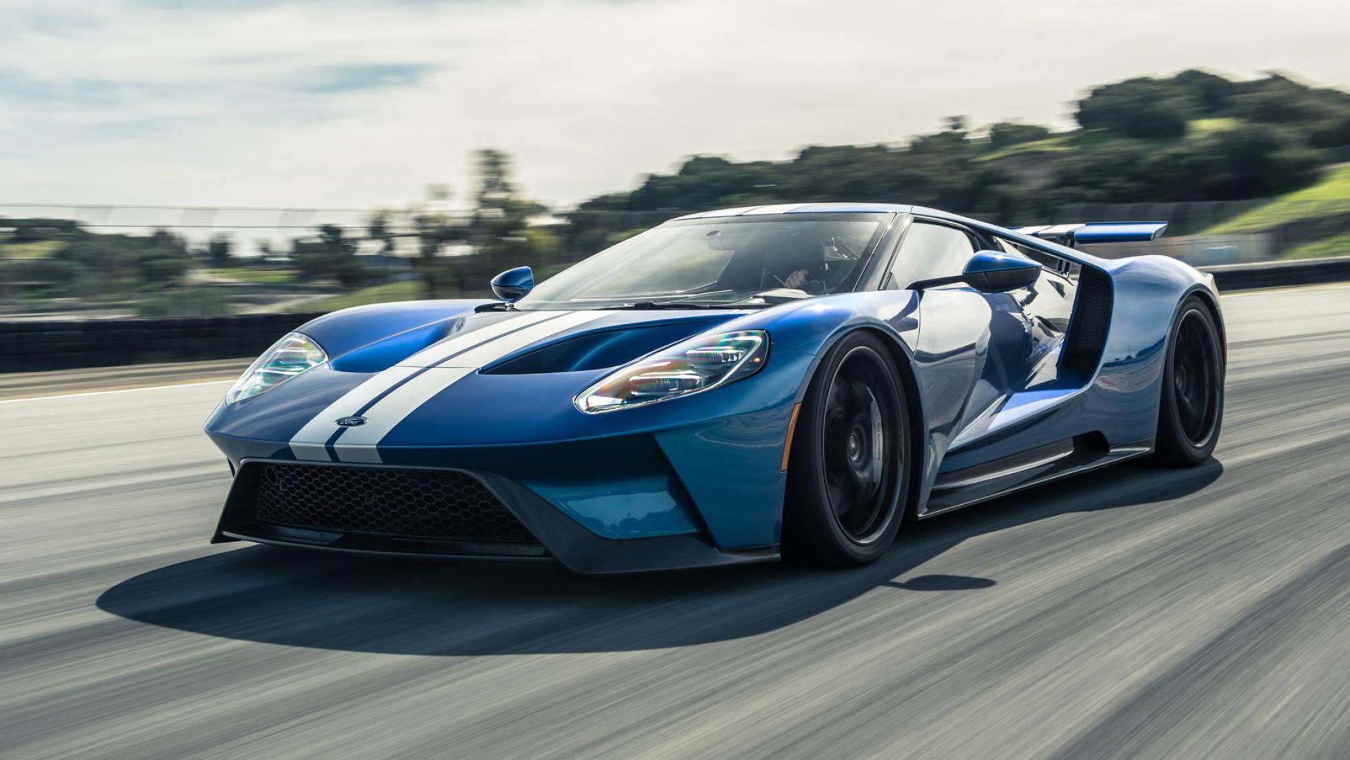 First Drive Ford Gt