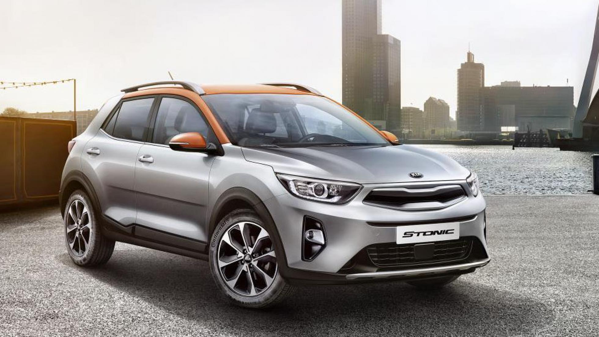 the kia stonic is (yet) another small crossover - car news - bbc