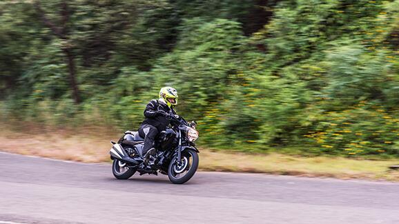 First Ride: Suzuki Intruder 150