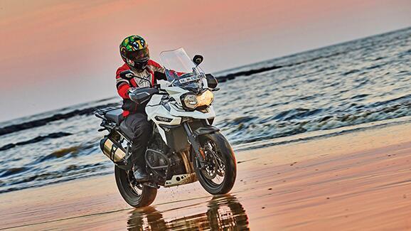 Ridden: Triumph Tiger Explorer XCx
