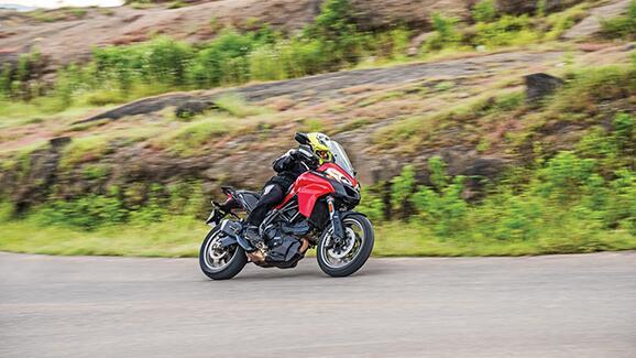 First Ride: Ducati Multistrada 950