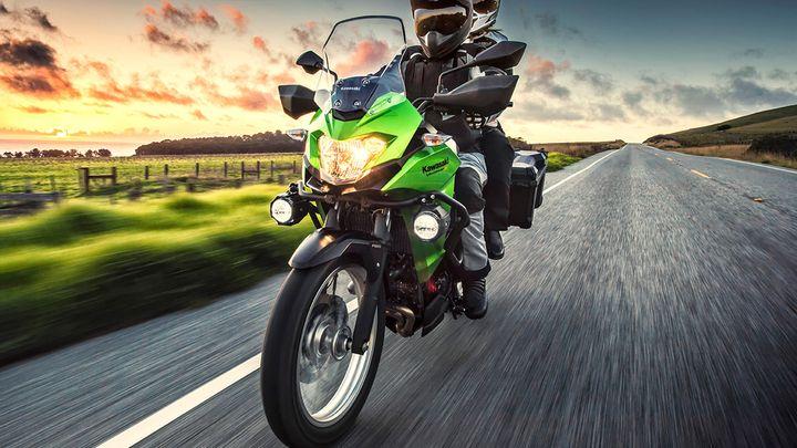 Kawasaki Versys-X 300 launched