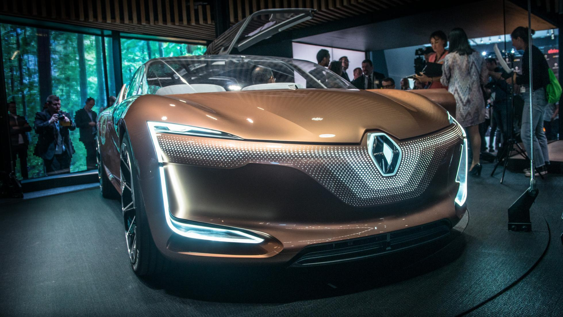 The Renault Symbioz isn't just a concept car