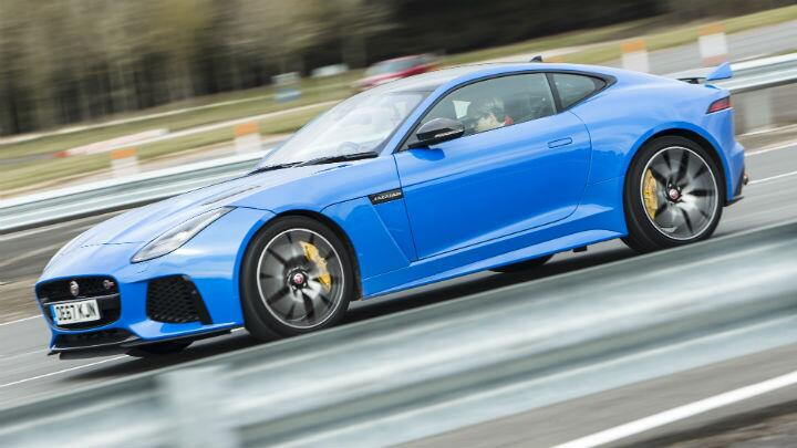 Driven: Jaguar F-Type SVR