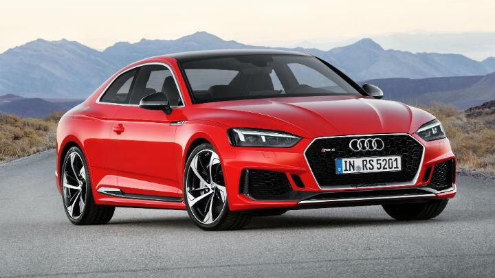 Launched: Audi RS5 at Rs 1.1 crore