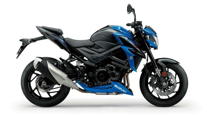 Launched: Suzuki GSX-S750