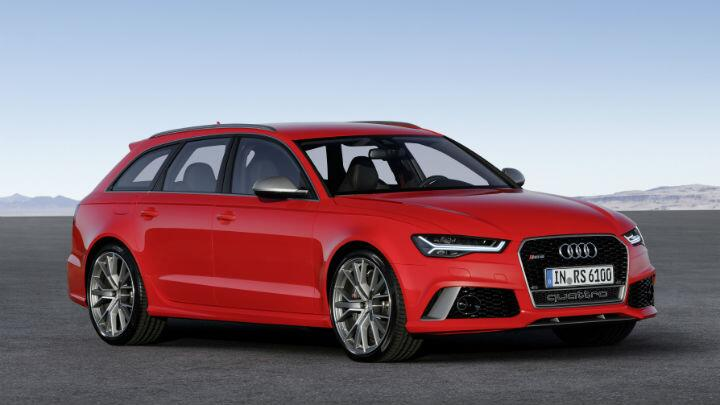 Audi RS6 Performance launched at Rs 1.65 crore