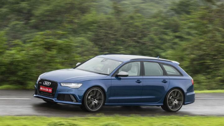 First drive: Audi RS6 Performance