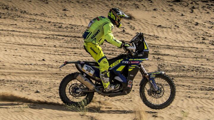 2018 Indian Baja: TVS Racing announces six-rider squad