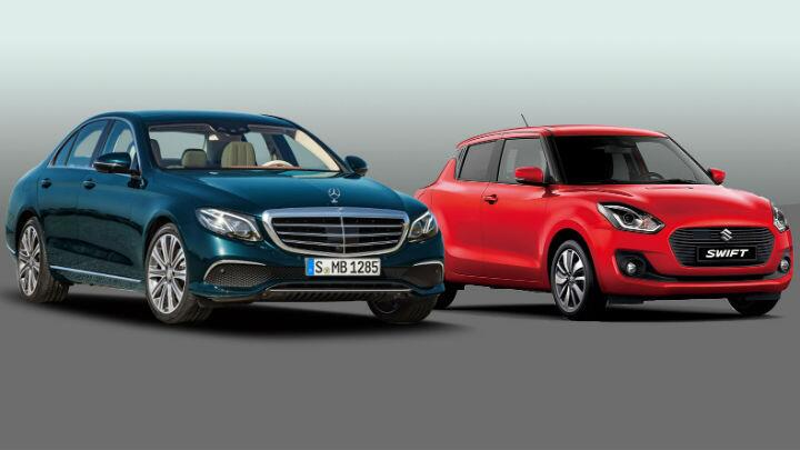 Topgear Maruti Suzuki And Mercedes Benz Announce Price Hike
