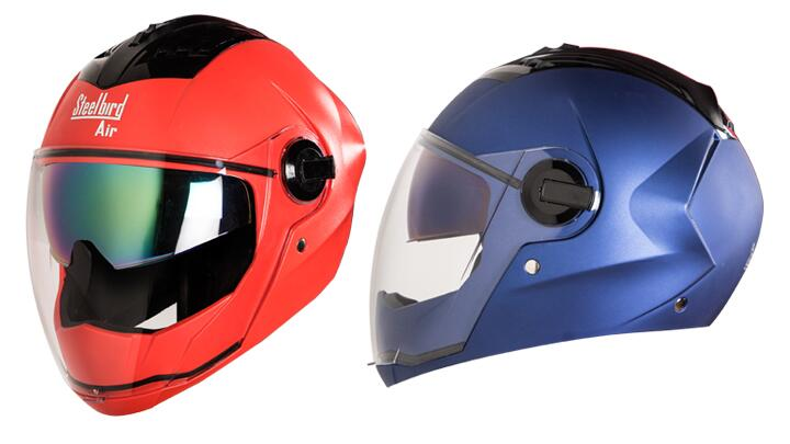 Steelbird launches SBA-2 Double Visor helmet