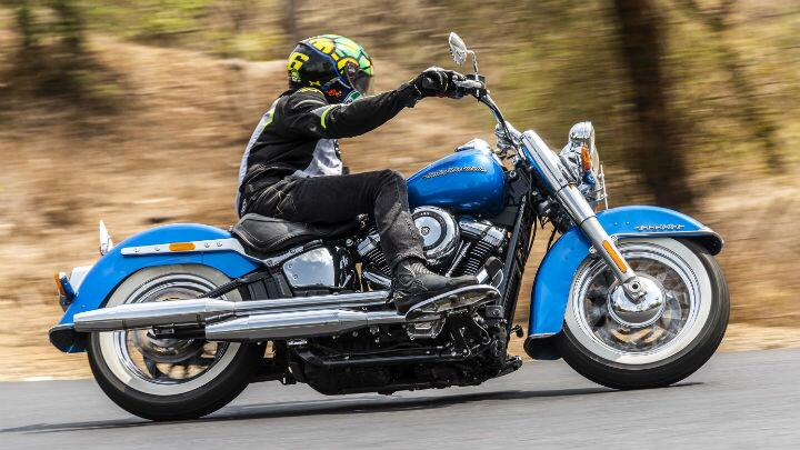 Review: Harley-Davidson Softail Deluxe