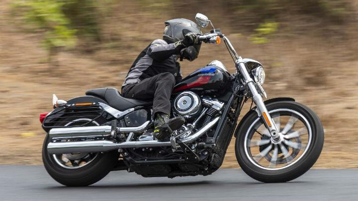 Review: Harley-Davidson Softail Low Rider