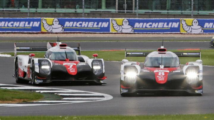 Fernando Alonso won then lost the Six Hours of Silverstone