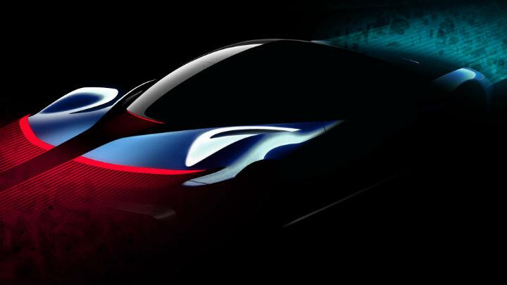 Pininfarina's electric hypercar will be revealed this week