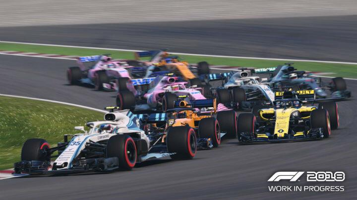 F1 2018 review: authentic and feature-stuffed