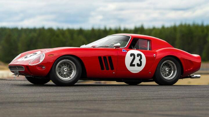Sold: Ferrari 250 GTO goes for $48.4m