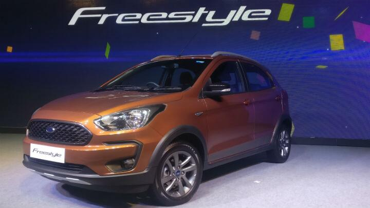 Unveiled: Ford Freestyle